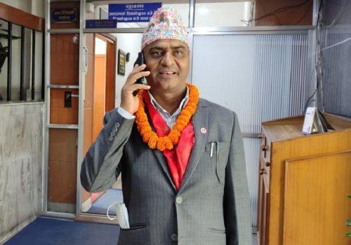 नेपाल टेलिकमको सञ्चालक पदमा अम्बिकाप्रसाद पौडेल निर्विरोध निर्वाचित