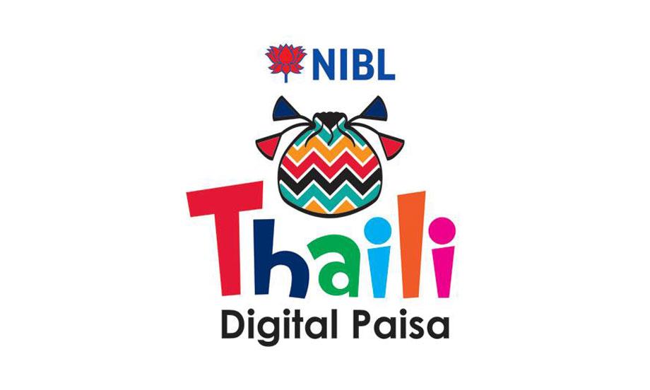 नेपाल इन्भेस्टमेन्ट बैंकको आफ्नै डिजिटल वालेट 'थैली' सञ्चालनमा