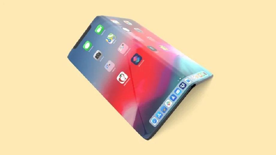 फोल्डेबल आईफोनको विकास गर्दै एप्पल, सामसङ ग्यालेक्सी फोल्डको जस्तो डिजाइनमा ल्याउने