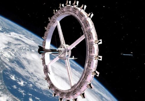 विश्वकै पहिलो अन्तरिक्ष होटल २०२७ मा खुल्ने, जाने हैन त छुट्टी मनाउन?