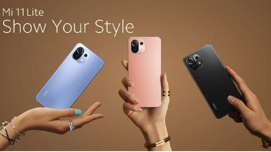 शाओमीको एमआई ११ लाइट फाइभजी स्मार्टफोन सार्वजनिक