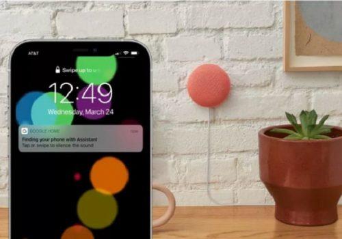 गुगल असिस्टेन्टमार्फत् अब हराएको आईफोन खोज्न सकिने
