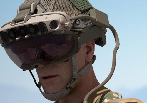 माइक्रोसफ्ट कर्पले अमेरिकी सेनालाई अग्मेन्टेड रियालिटी हेडसेट बेच्ने