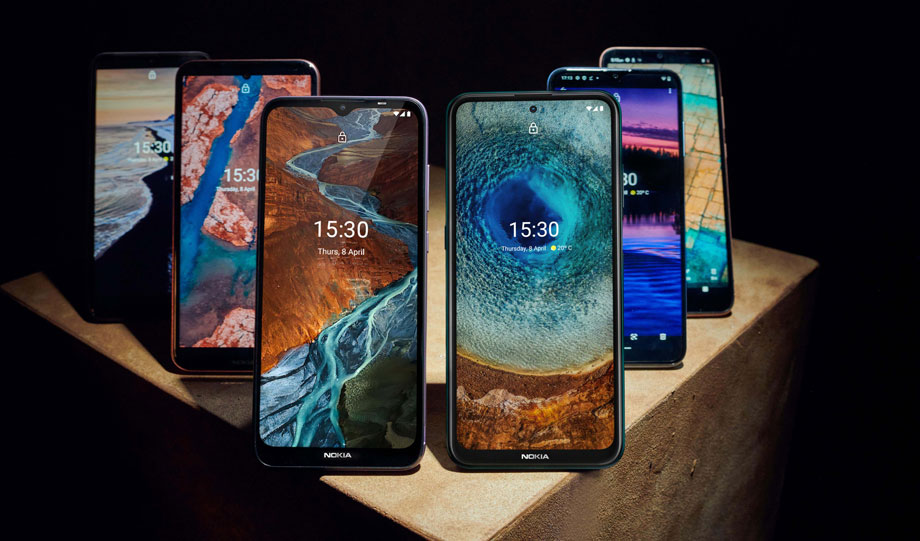 Nokia launches X-series, G-series and C-series globally