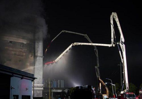 एप्पलको लागि आपूर्ति गर्ने कम्पनीको सांघाई स्थित कारखानामा आगलागीमा ८ जनाको मृत्यु