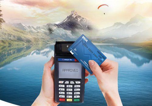 माछापुच्छ्रे बैंकको कन्ट्याक्ट लेस कार्ड सेवा शुरु