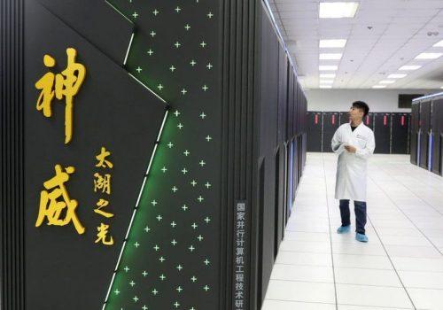 अमेरिकाद्धारा सातवटा चिनियाँ सुपरकम्प्युटर समूह कालोसूचीमा