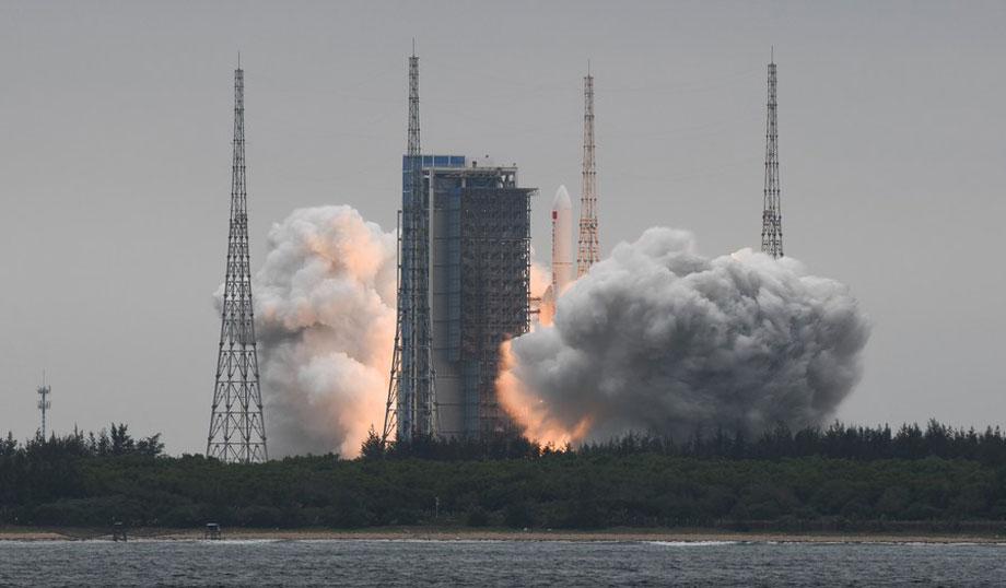 चीनद्वारा पुन: प्रयोग गर्न सकिने अन्तरिक्ष यानको सफलतापूर्वक परीक्षण