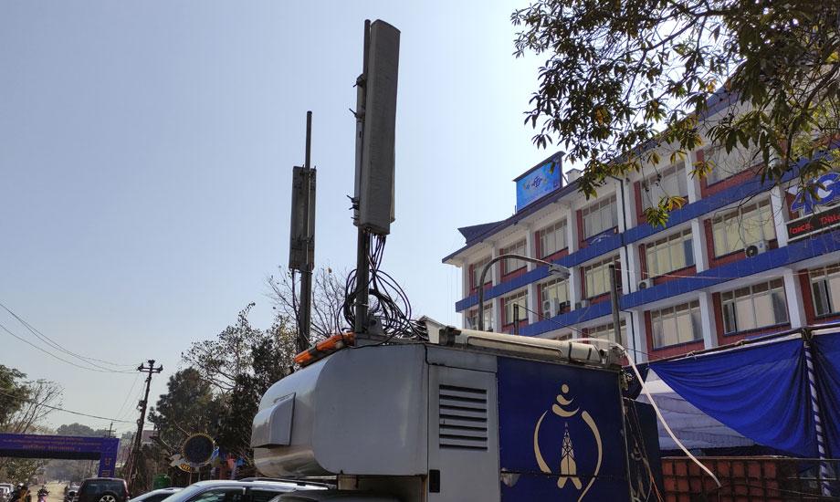 नेपाल टेलिकमले ग्राहकहरुबाट हुने आम्दानी बढायो