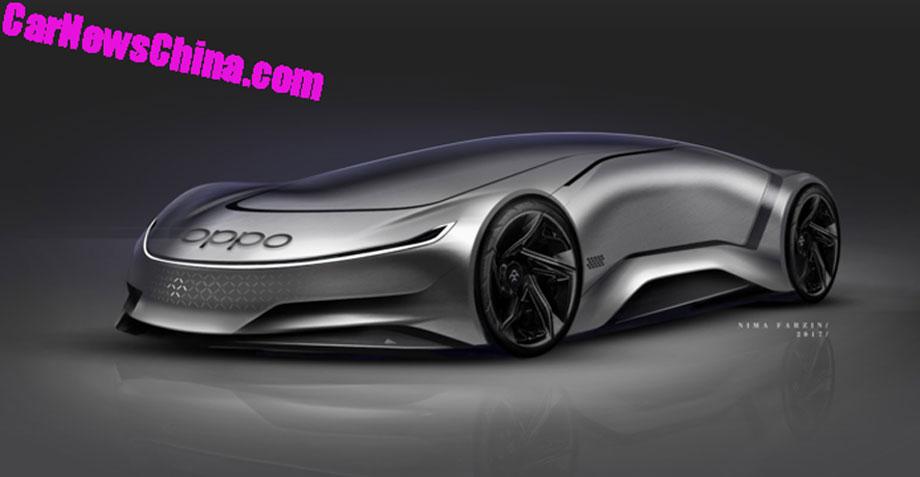 स्मार्टफोन ब्राण्ड कम्पनी ओपो आफ्नै कार निर्माण गर्ने योजनामा