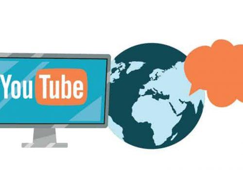 डेस्कटप र मोबाइलमा भिडियोका शीर्षक आफैं अनुवाद हुने फिचर परीक्षण गर्दै युट्युब