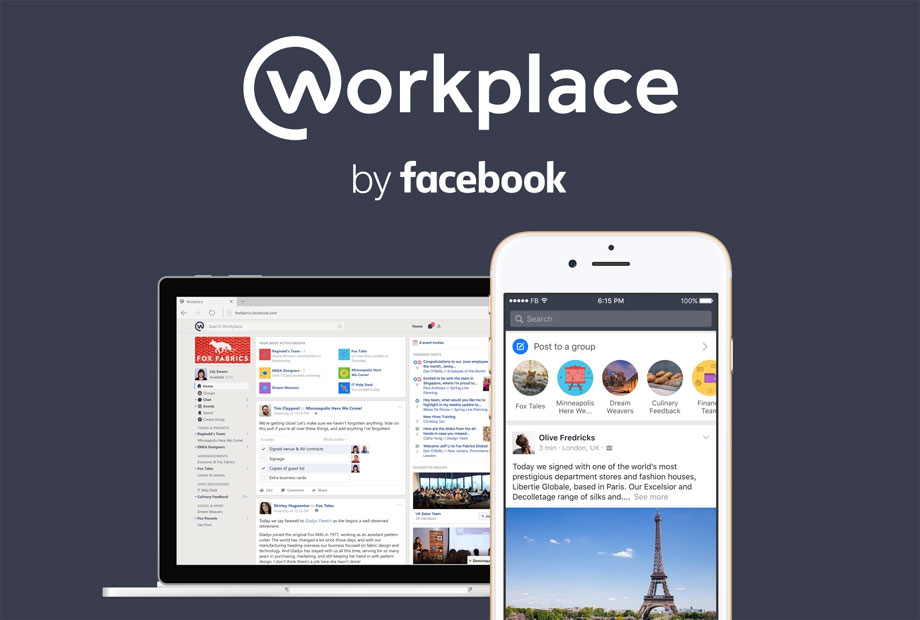 फेसबुक वर्कप्लेसका ७० लाख सशुल्क सदस्य पुगे, नयाँ फिचरहरु थपिए