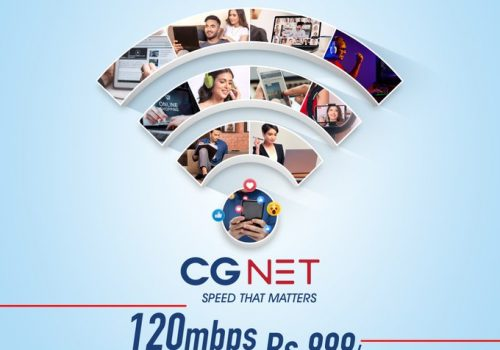 CG Communications launches internet service in Kathmandu, 120 Mbps at Rs 999 per month.