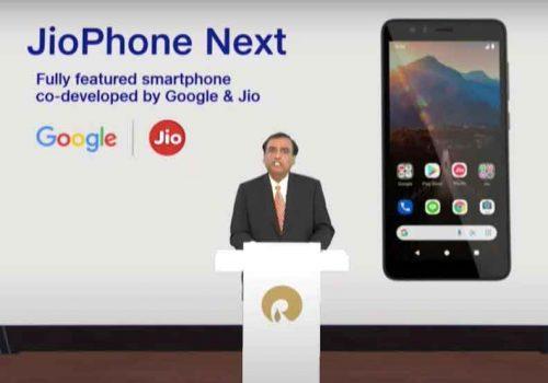 रिलायन्सको जियोफोन नेक्स्ट स्मार्टफोनको लागि यसै साता भारतमा प्रि-बुकिङ्ग शुरु हुने