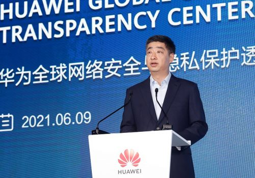 Huawei opens largest Global Cyber Security and Privacy Protection Transparency Center in China