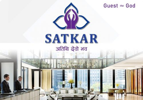 Satkar mobile app is launched, A touch-free solution to revive the hospitality sector
