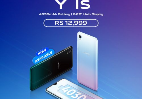 VIVO LAUNCHED Y1s WITH 6.22-inch HALO FULLVIEW™ DISPLAY
