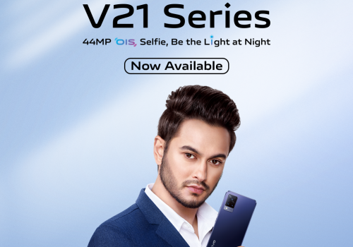 VIVO INTRODUCES V21 WITH 44MP OIS NIGHT SELFIE SYSTEM