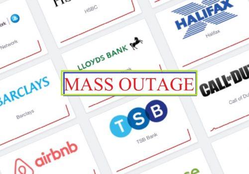 ब्रेकिङ: इन्टरनेट मास आउटेज, अमेरिका र बेलायतका बैंकका सिस्टम तथा स्ट्रिमिङ साइट 'डाउन'