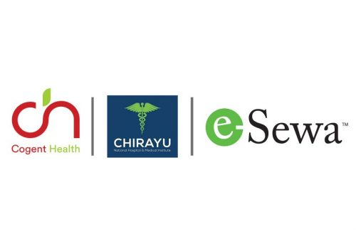 eSewa and Cogent Health roll out online appointment service at Chirayu National Hospital