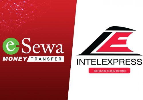 eSewa Money Transfer partners with INTELIEXPRESS Worldwide Money Transfer