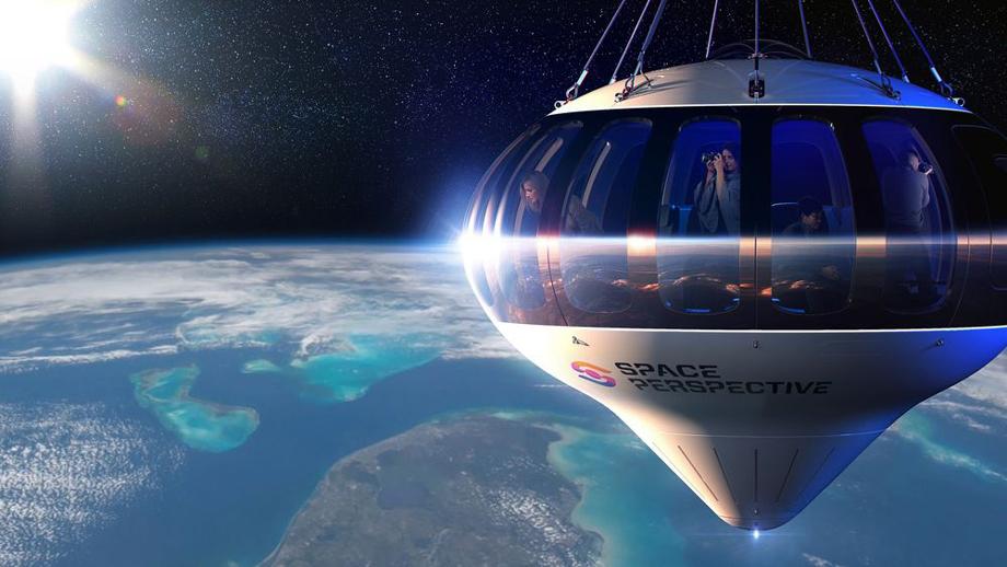 स्पेस पर्स्पेक्टिभ नामक नयाँ अन्तरिक्ष संस्थाले सस्तोमा अन्तरिक्ष यात्रा गराउने