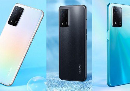 डाइमेन्सिटी ७०० चिपसेटयुक्त ओपो ए९३एस फाइभजी स्मार्टफोन घोषणा