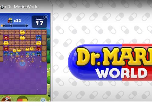 डक्टर मारियो मोबाइल गेम बन्द गर्दै निन्टेन्डो