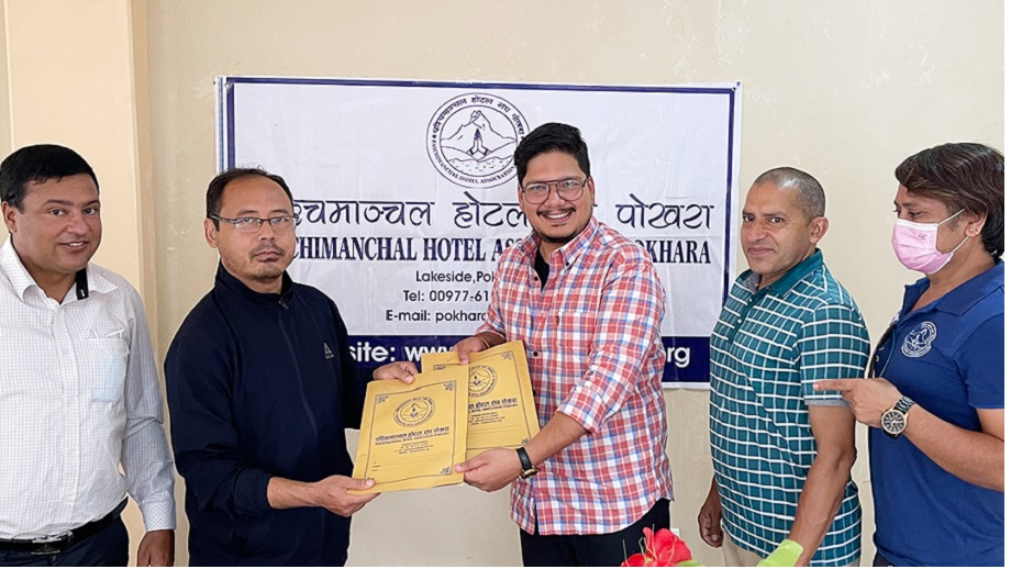 Analogue Inc and Paschimanchal Hotel Association ties up to boost Tourism Industry
