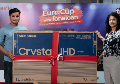 'EuroCup with Foneloan Campaign' winner announced