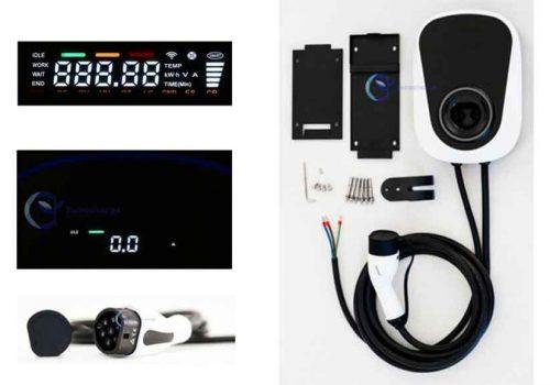 स्मार्ट कम्फर्ट नेपालले इलेक्ट्रिक भेहिकल लागि ल्यायो एसी फास्ट चार्जर