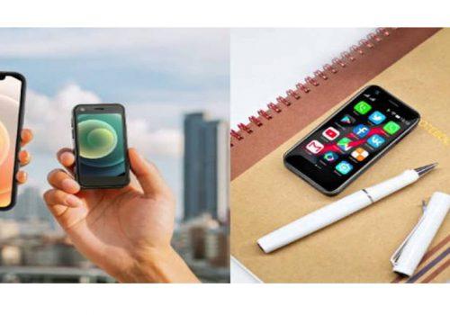 विश्वकै सबैभन्दा सानो फोरजी एलटीई स्मार्टफोन मिन्ट सार्वजनिक