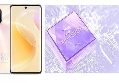 किरिन ८३० चिपसेटयुक्त ह्वावे नोभा ८ स्मार्टफोन अन्तर्राष्ट्रिय बजारमा