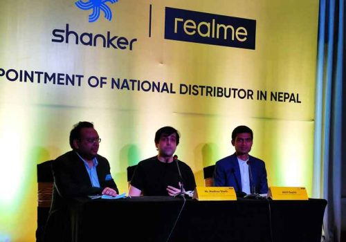 realme to bring best in class realme smartphone products to Nepali users