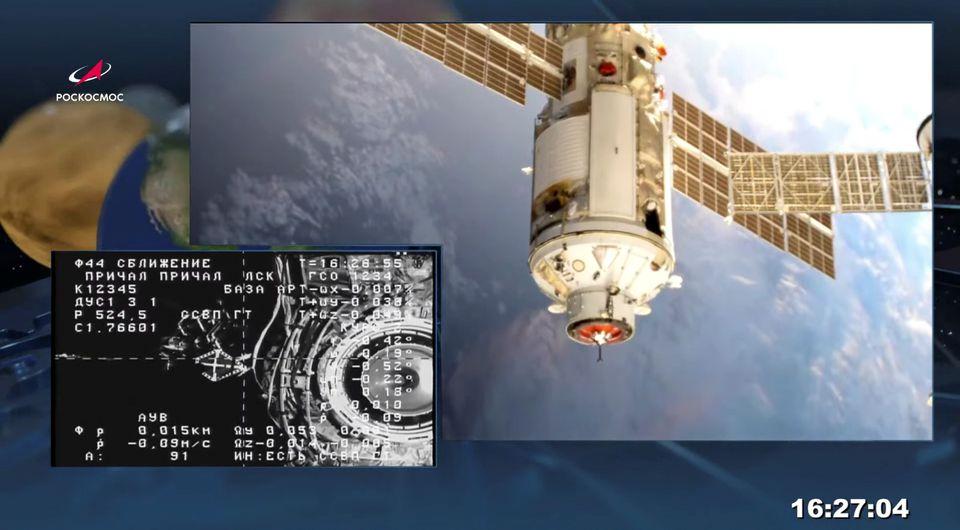 यस्तो छ रूसी अन्तरिक्ष स्टेशनको सर्भिस मोड्युलमा आएको समस्याको कारण