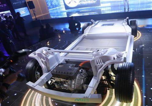 सन् २०३५ सम्ममा विद्युतीय गाडीमात्र उत्पादन गर्ने थाइल्यान्डको लक्ष्य