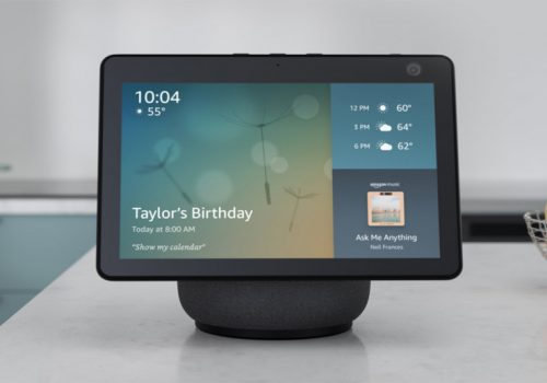 अमेजनले १५ इन्चको वाल माउन्ट गर्न मिल्ले इको डिभाइस सार्वजनिक गर्ने