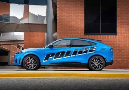 फोर्डको इलेक्ट्रिक भेहिकलले अमेरिकाको मिशिगन राज्य पुलिसको परीक्षण पास गर्यो