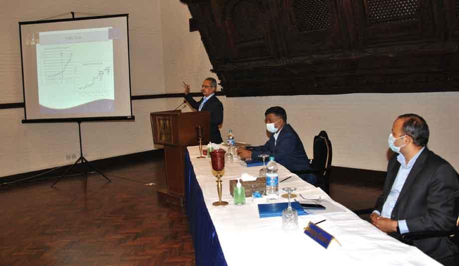नेपाल टेलिकमको फोरजी सेवा बिस्तारको काम अझै १५ प्रतिशत बाँकी