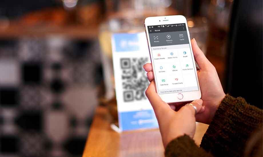चीन र दक्षिण कोरिया मोबाइल भुक्तानी सेवाको उच्च कभरेज