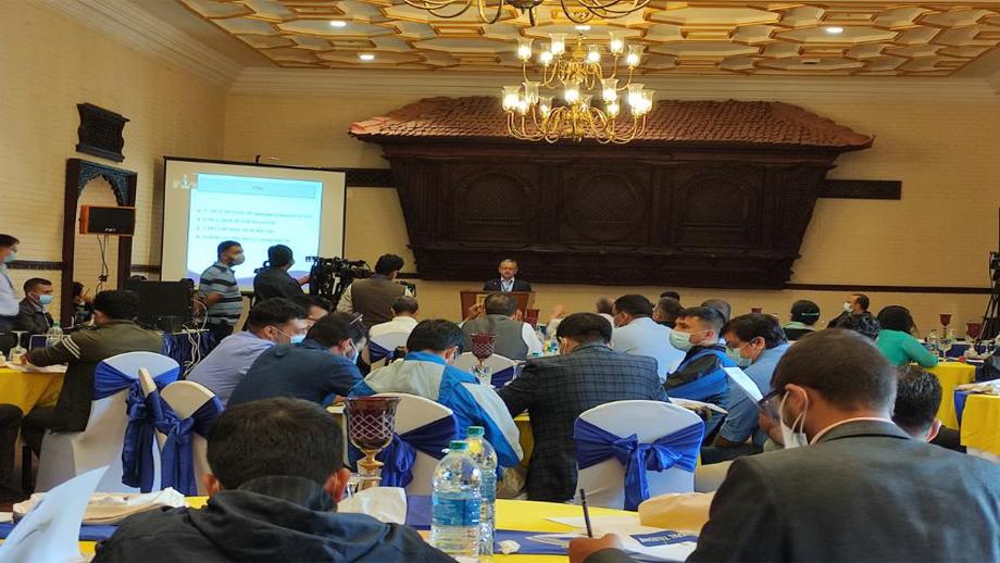 प्राधिकरणले फ्रिक्वेन्सी नदिँदा नेपाल टेलिकमको फाईभजी परीक्षणमा समस्या