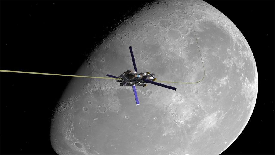 नासाको आर्टेमिज प्रोग्रामको अन्तरिक्षयानको अवधारणा तयार पार्ने जिम्मा स्पेसएक्स लगायत पाँच कम्पनीलाई