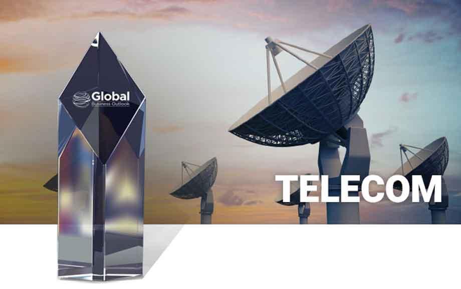 """नेपाल टेलिकम बन्यो """"बेस्ट टेलिकम्युनिकेसन ब्राण्ड"""", ग्लोबल बिजनेस आउटलूक अवार्डबाट सम्मानित"""