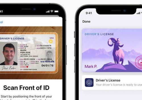 अमेरिकाका ८ राज्यहरुले आईफोनमा रहेको ड्राइभिङ लाइसेन्सलाई मान्यता दिने