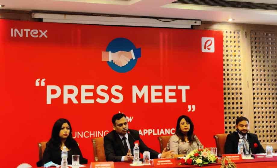 इन्टेक्स ब्राण्डका इलेक्ट्रोनिक्स सामान आधिकारीकरुपमा अब नेपाली बजारमा