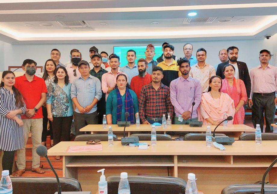 उद्योग संगठन मोरङद्धारा स्टार्टअप व्यवसायीहरुका लागि वुट क्याम्पको आयोजना